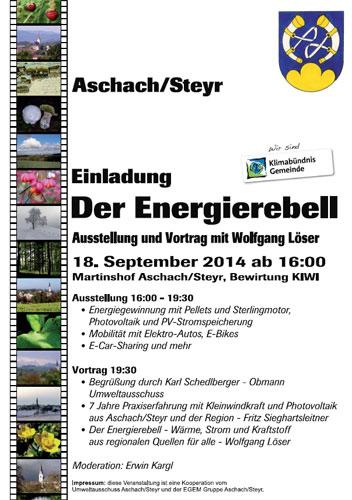 Der Energierebell – Wolfgang Löser