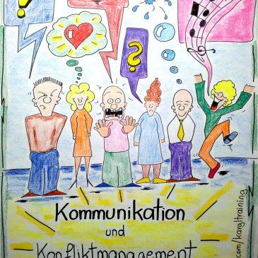 Kommunikation & Konfliktmanagement