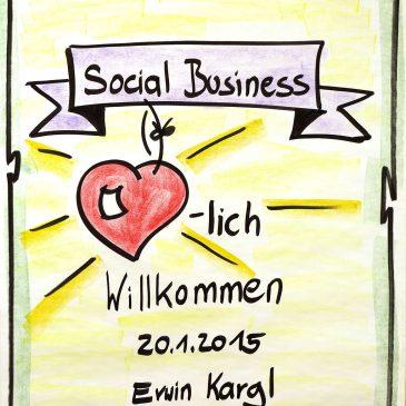 Workshop Social Business an der HAK Steyr