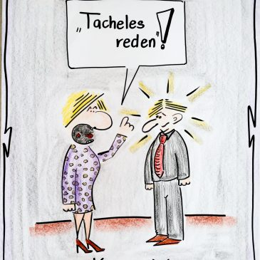 Seminar Tacheles reden – Klar kommunizieren