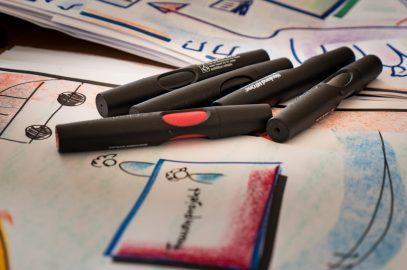 Kreativ visualisieren – Impulse setzen, Potenziale fördern
