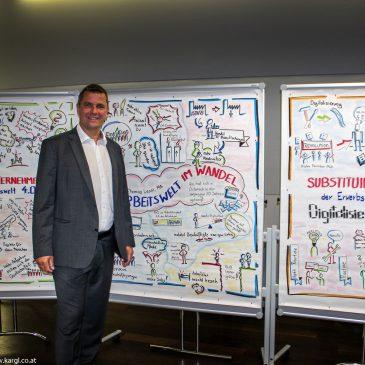 Soziale Firmen in der Arbeitswelt 4.0, CEFEC Konferenz 2017