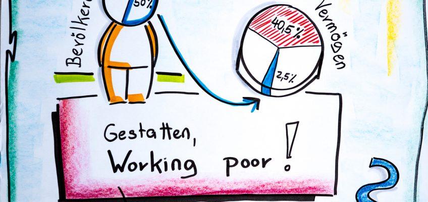 Gestatten – Working poor!