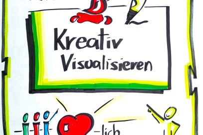 Moderationstechnik – Kreativ Visualisieren