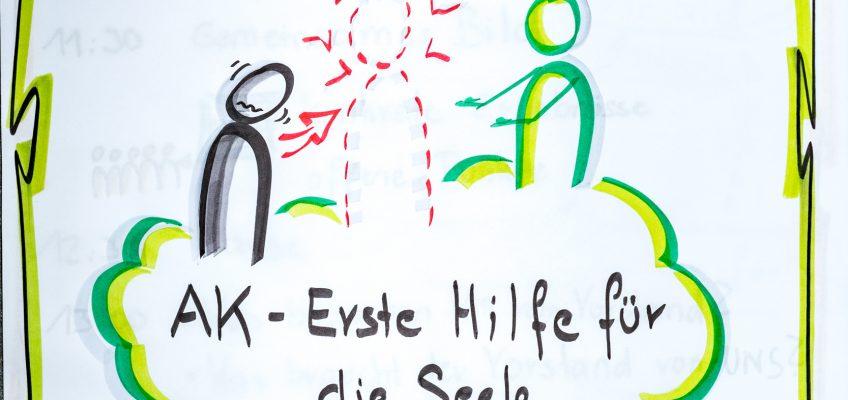 Erste Hilfe für die Seele, pro mente | austria